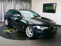 USED 2013 63 AUDI A6 2.0 AVANT TDI S LINE 5d AUTO 175 BHP £0 DEPOSIT FINANCE AVAILABLE, AIR CONDITIONING, AUTOMATIC TAILGATE OPERATION, AUX INPUT, BLUETOOTH CONNECTIVITY, CLIMATE CONTROL CRUISE CONTROL, DAB RADIO, DSG AUTOMATIC GEARBOX, DAYTIME RUNNING LIGHTS, ELECTRONIC PARKING BRAKE WITH AUTO HOLD, FULL S LINE LEATHER UPHOLSTERY, GEARSHIFT PADDLES, HEATED DOOR MIRRORS, PARKING SENSORS, SATELLITE NAVIGATION, START/STOP SYSTEM, STEERING WHEEL CONTROLS, TRIP COMPUTER
