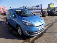 2012 RENAULT GRAND SCENIC 1.5 DYNAMIQUE TOMTOM DCI 5d 110 BHP £7495.00