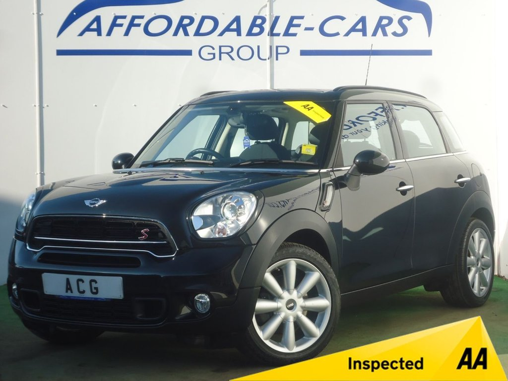 2016 Mini Countryman Cooper S 10250