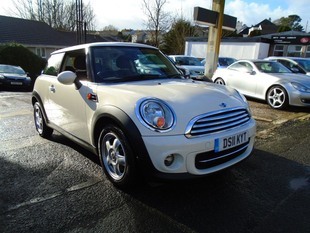 2011 Mini Hatch Cooper Cooper D 4495