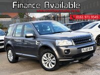 USED 2010 60 LAND ROVER FREELANDER 2.2 SD4 XS 5d AUTO 190 BHP