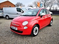 USED 2013 63 FIAT 500 1.2 COLOUR THERAPY 3d 69 BHP ++ £30 YEAR ROAD TAX ++