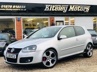 USED 2008 08 VOLKSWAGEN GOLF 2.0 GTI DSG 3 Door AUTO 200 BHP
