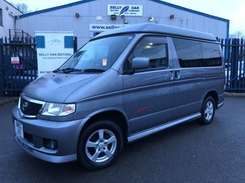 View our MAZDA BONGO AERO CITY RUNNER