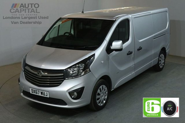 0e236c5c73 Used Vauxhall Vivaro vans in Stanmore from Auto Capital Ltd
