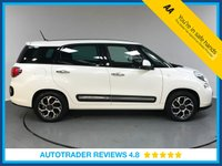 USED 2017 66 FIAT 500L MPW 1.2 MULTIJET LOUNGE DUALOGIC 5d AUTO 95 BHP SERVICE HISTORY - 7 SEATS - ONE OWNER - PAN ROOF - REAR SENSORS - BLUETOOTH - AIR CON - AUX / USB