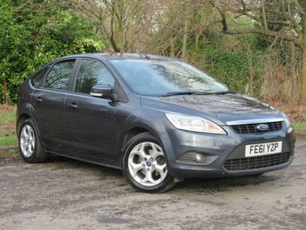 2011 FORD FOCUS 1.6 TDCi Sport 5dr [110] [DPF] £3850.00
