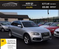 USED 2009 59 AUDI Q5 2.0 TDI QUATTRO DPF S LINE 5d 170 BHP SAT NAV * FULL LEATHER