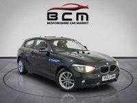 2012 BMW 1 SERIES 2.0 118D SE 3d 141 BHP £5985.00