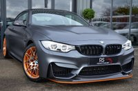 2016 BMW M4 3.0 GTS M DCT (s/s) 2dr £94990.00