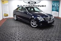 USED 2008 58 MERCEDES-BENZ C CLASS 3.0 C320 CDI Sport 7G-Tronic 4dr HugeSpec, SatNav, Leather, FSH