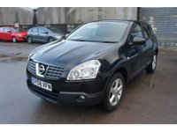 USED 2008 58 NISSAN QASHQAI 1.5 TEKNA DCI 5d 105 BHP FULL LEATHER, FULL SERVICE HISTORY