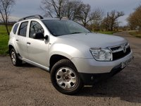 USED 2013 13 DACIA DUSTER 1.5 AMBIANCE DCI 4WD 5d + 1 FORMER KEEPER + HISTORY