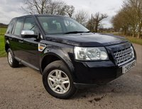 USED 2007 07 LAND ROVER FREELANDER 2 2.2 TD4 S 5d + FULL SERVICE HISTORY + 2 KEYS