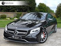 USED 2017 67 MERCEDES-BENZ S CLASS 5.5 AMG S 63 2d AUTO 577 BHP