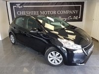 USED 2013 62 PEUGEOT 208 1.2 ACCESS PLUS 5d + 1 FORMER KEEPER + HISTORY + 2KEYS