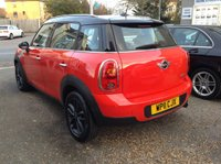 "USED 2011 11 MINI COUNTRYMAN 1.6 COOPER 5d 122 BHP 5 star double spoke 17"" alloy wheels + service history last serviced @ 67k"