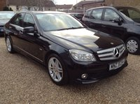 2009 MERCEDES-BENZ C CLASS 2.1 C220 CDI BLUEEFFICIENCY SPORT 4d AUTO 170 BHP £5790.00