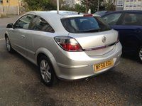 USED 2008 58 VAUXHALL ASTRA 1.6 SXI 3d 115 BHP PAN ROOF + SERVICE HISTORY