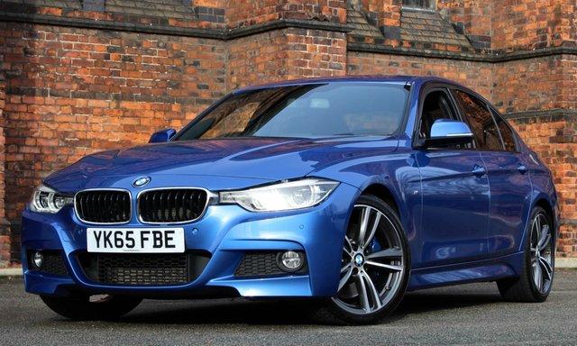 2015 65 BMW 3 SERIES 3.0 330D M SPORT 4d AUTO 255 BHP [PRO MEDIA]