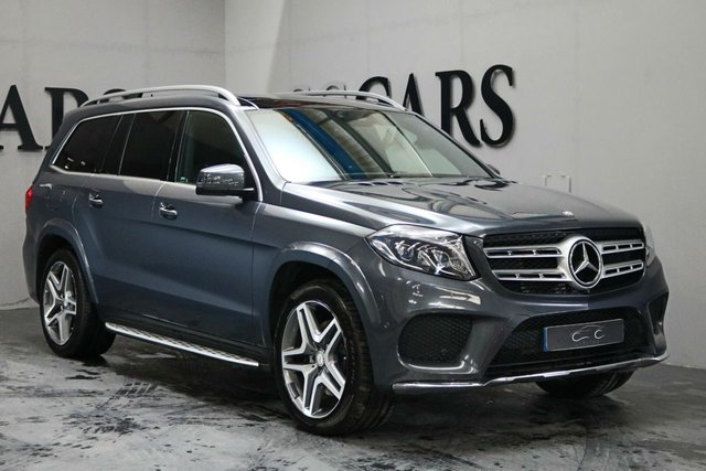 View our MERCEDES-BENZ GLS