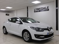 USED 2015 15 RENAULT MEGANE 1.5 DYNAMIQUE TOMTOM ENERGY DCI S/S 3d 110 BHP