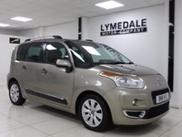 2011 CITROEN C3 PICASSO 1.6 PICASSO EXCLUSIVE HDI 5d 90 BHP £3890.00