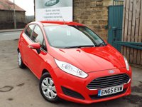 USED 2015 65 FORD FIESTA 1.5 STYLE ECONETIC TDCI 5d 94 BHP One Owner Full Ford Service History
