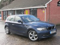 2011 BMW 1 SERIES 118D SPORT 5dr £5690.00