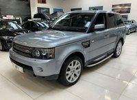 2012 LAND ROVER RANGE ROVER SPORT 3.0 SDV6 HSE LUXURY 5d AUTO 255 BHP £20495.00