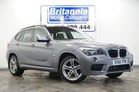 2011 BMW X1 2.0 XDRIVE 20D DIESEL M SPORT AUTOMATIC 174 BHP £11490.00