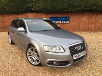 USED 2010 60 AUDI A6 2.0 AVANT TDI S LINE SPECIAL EDITION 5d 168 BHP