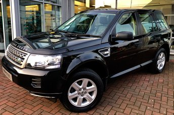 2013 LAND ROVER FREELANDER 2 2.2 TD4 GS 5d 150 BHP £13250.00