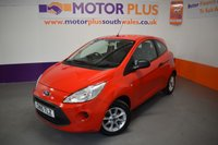 USED 2015 15 FORD KA 1.2 STUDIO PLUS 3d 69 BHP