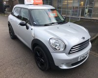 2012 MINI COUNTRYMAN 1.6 ONE D 5d 90 BHP £7495.00