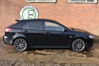 USED 2010 10 MITSUBISHI LANCER 2.0 RALLIART GS 5d AUTO 238 BHP WE OFFER FINANCE ON THIS CAR