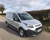 2015 FORD TRANSIT CONNECT 210 P/V £6995.00