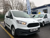 2018 FORD TRANSIT COURIER 1.5 BASE TDCI 1d 74 BHP £8200.00