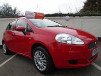 USED 2009 09 FIAT GRANDE PUNTO 1.4 ACTIVE 8V 5d 77 BHP GUARANTEED TO BEAT ANY 'WE BUY ANY CAR' VALUATION ON YOUR PART EXCHANGE