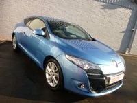 USED 2013 13 RENAULT MEGANE 1.5 DYNAMIQUE TOMTOM DCI COUPE