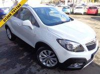 2015 VAUXHALL MOKKA 1.4 SE 5d AUTO 138 BHP £11280.00