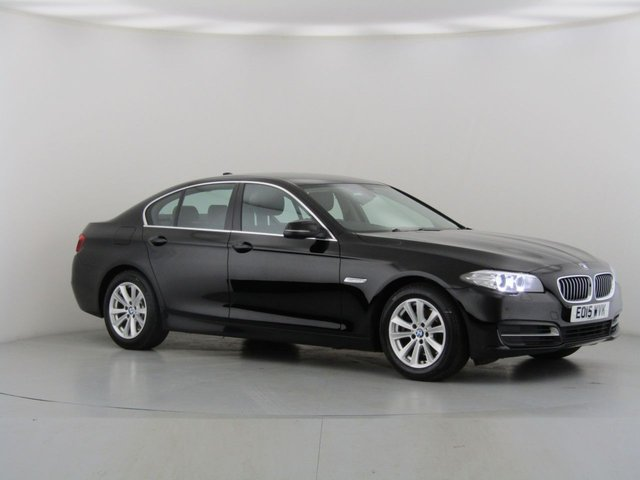 View our 2015 15 BMW 5 SERIES 2.0 520D SE 4d AUTO 188 BHP