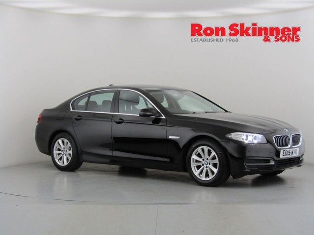 View our 2015 15 BMW 5 SERIES 2.0 520D SE 4d AUTO 188 BHP