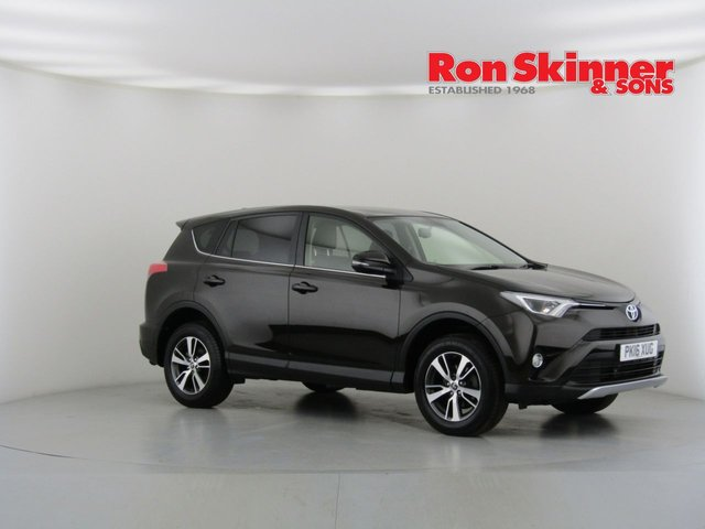 View our 2016 16 TOYOTA RAV-4 2.0 D-4D BUSINESS EDITION 5d 143 BHP