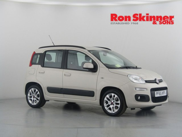 View our 2016 65 FIAT PANDA 1.2 LOUNGE 5d 69 BHP