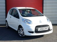 USED 2009 59 CITROEN C1 1.0 SPLASH 3d 68 BHP