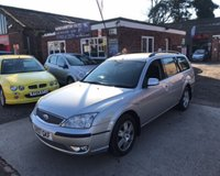 USED 2007 07 FORD MONDEO 2.0 GHIA TDCI 5d 130 BHP