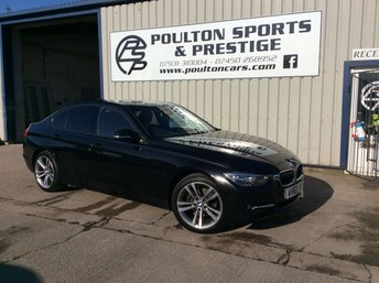 2012 BMW 3 SERIES 2.0 320D SPORT 4d 184 BHP £10980.00
