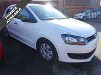 USED 2012 12 VOLKSWAGEN POLO 1.2 S A/C 5d 60 BHP