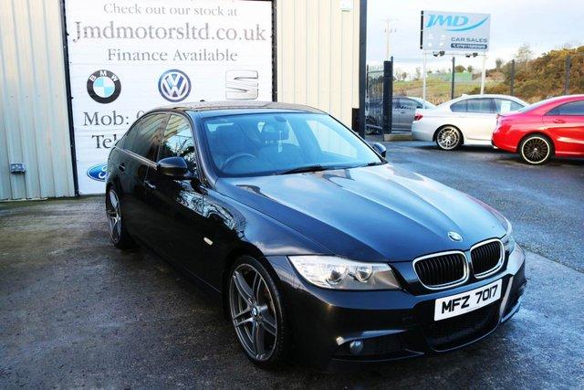 2010 BMW 3 SERIES 318D M SPORT 141 BHP (Finance & Warranty)